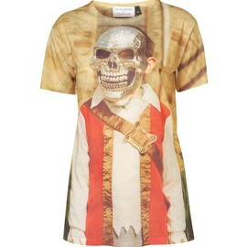 TOPSHOP - BOY IN MASK PRINT TEE BY J.W. ANDERSON FOR TOPSHOP