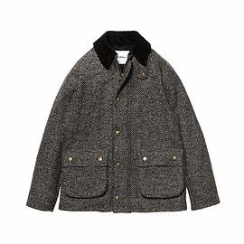 Barbour - Bedale wool herringbone