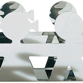 ALESSI - Girotondo Envelope holder