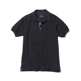 uniform experiment - SNAP BUTTON POLO