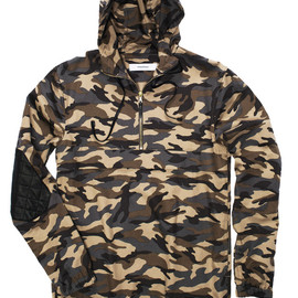 Prospekt Supply - Cotton Twill Pullover - Camo