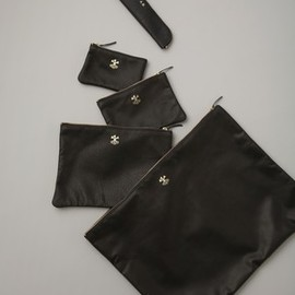 ARTS&SCIENCE - Black Leather Items