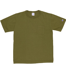 Champion - T1011 Pocket T-Army Green