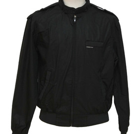 Members Only - 1980's Mens Members Only Jacket