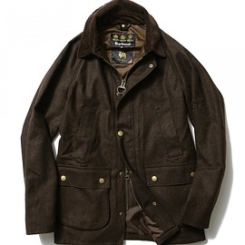 Barbour - 【カタログ掲載】Barbour × I.G.BEAMS / 別注 BEDALE SL 16AW