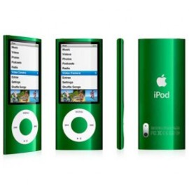 Apple - iPod Nano 5th 8GB   Green