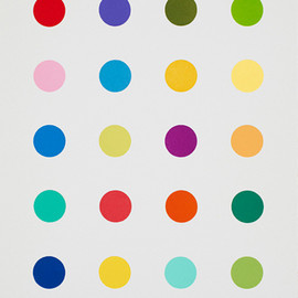 Damien Hirst - Ala-His