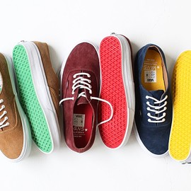 VANS California - Authentic Decon CA