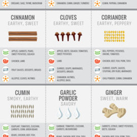 Cooksmart - Guide to Flavouring With Spices