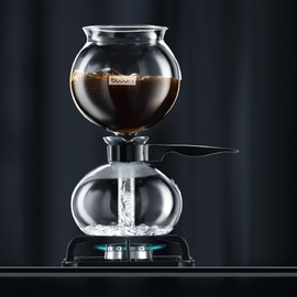 BODUM - PEBO siphon coffee maker