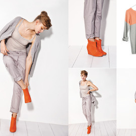 Humanoid - collection S/S 2013