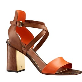 LOUIS VUITTON - Sandal, 2015 Summer