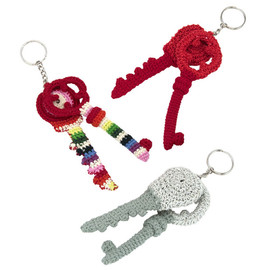 Anne-Claire Petit - Knitting Key keyholder