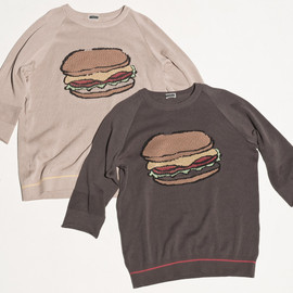 CYDERHOUSE - BURGER KNIT