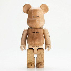 more trees - かんばつ材 400% BE@RBRICK