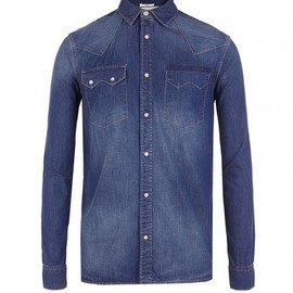 All Saints - Modesto Shirt, Men, Shirts, AllSaints Spitalfields