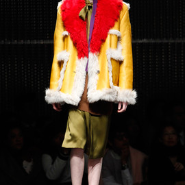 PRADA - Coat, 2014-2015 Fall/Winter Collection