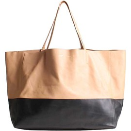 Leather 2Way Tote Bag
