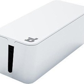 Blue Lounge - The Cable Box (White)