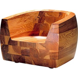 Butterfly Stool by Sori Yanagi (Rose Wood)