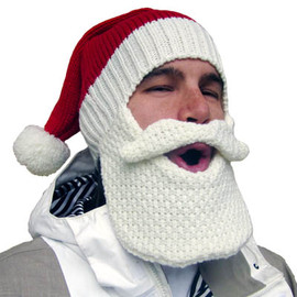 Beard Head - Santa Edition