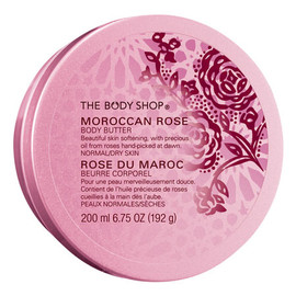THE BODY SHOP - Moroccan Rose Body Butter