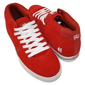 etnies - DILL MID RED