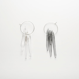 cthruit - icicle earring