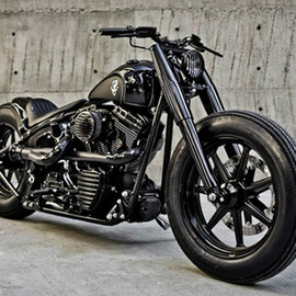 Harley-Davidson - the shadow rocket by rough crafts and roland sands design