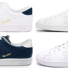 A BATHING APE - A Bathing Ape   Bapesta Squash   4 Colors