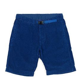 nanamica - Patio Shorts-Royal Blue