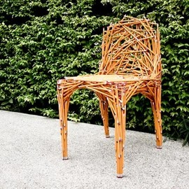 Anon Pairot - Chair of the pencils