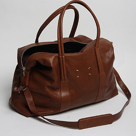 Maison Martin Margiela - LEATHER HOLDALL