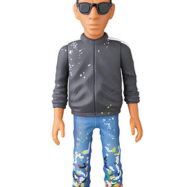 MEDICOM TOY - VCD JEAN-MICHEL BASQUIAT(Sunglasses Ver.)