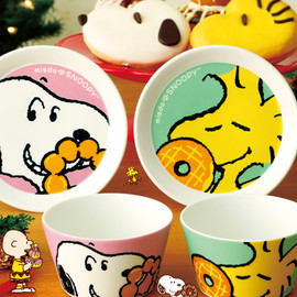 Mister Donut - SNOOPYクリスマスセット