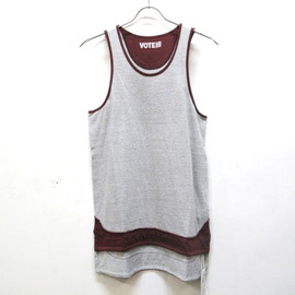 VOTE MAKE NEW CLOTHES - BYC TANK TOP