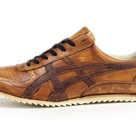 ONITSUKA TIGER - ULTIMATE TRAINER 「made in JAPAN」 「NIPPON MADE ANTIQUE PACK」