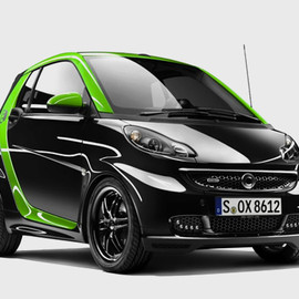 Smart - Smart Brabus ForTwo Electric Version