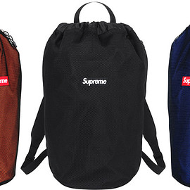 Supreme - Mesh backpack