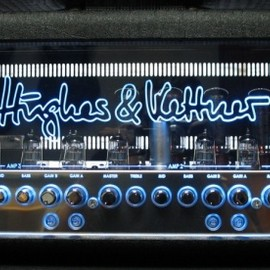 HUGHES&KETTNER  - Hughes & Kettner Triamp MKII 100W 6 Channel MIDI Tube Head
