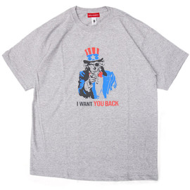 "MILLION RACE - S/S TEE ""I WANT YOU BACK"""