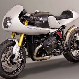 Bike House - BMW NineT Aluminia