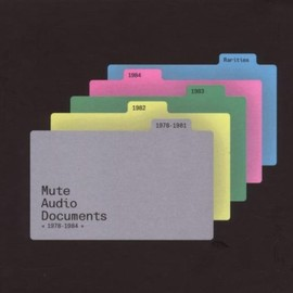 Various Artists - Mute Audio Documents