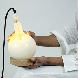 droog / NEXT architects & Aura Luz Melis - Slow glow lamp