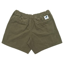 CUP AND CONE - Corduroy Baggy Shorts