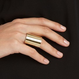sass&bide - THE MANIFESTATION - gold | rings