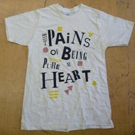 Pains of Being Pure At Heart - 80's Party Shirt