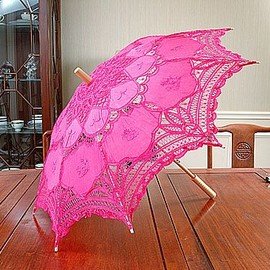 lacy umbrella