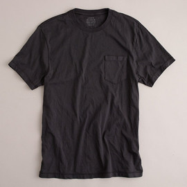 J.CREW - Broken-in pocket tee