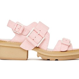 3.1 Phillip Lim - Resort2015 Sandals